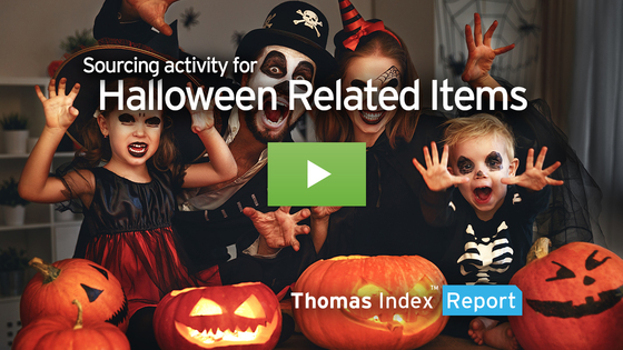 Sourcing for Candy, Fabric Increase Ahead of Halloween Retail Surge
