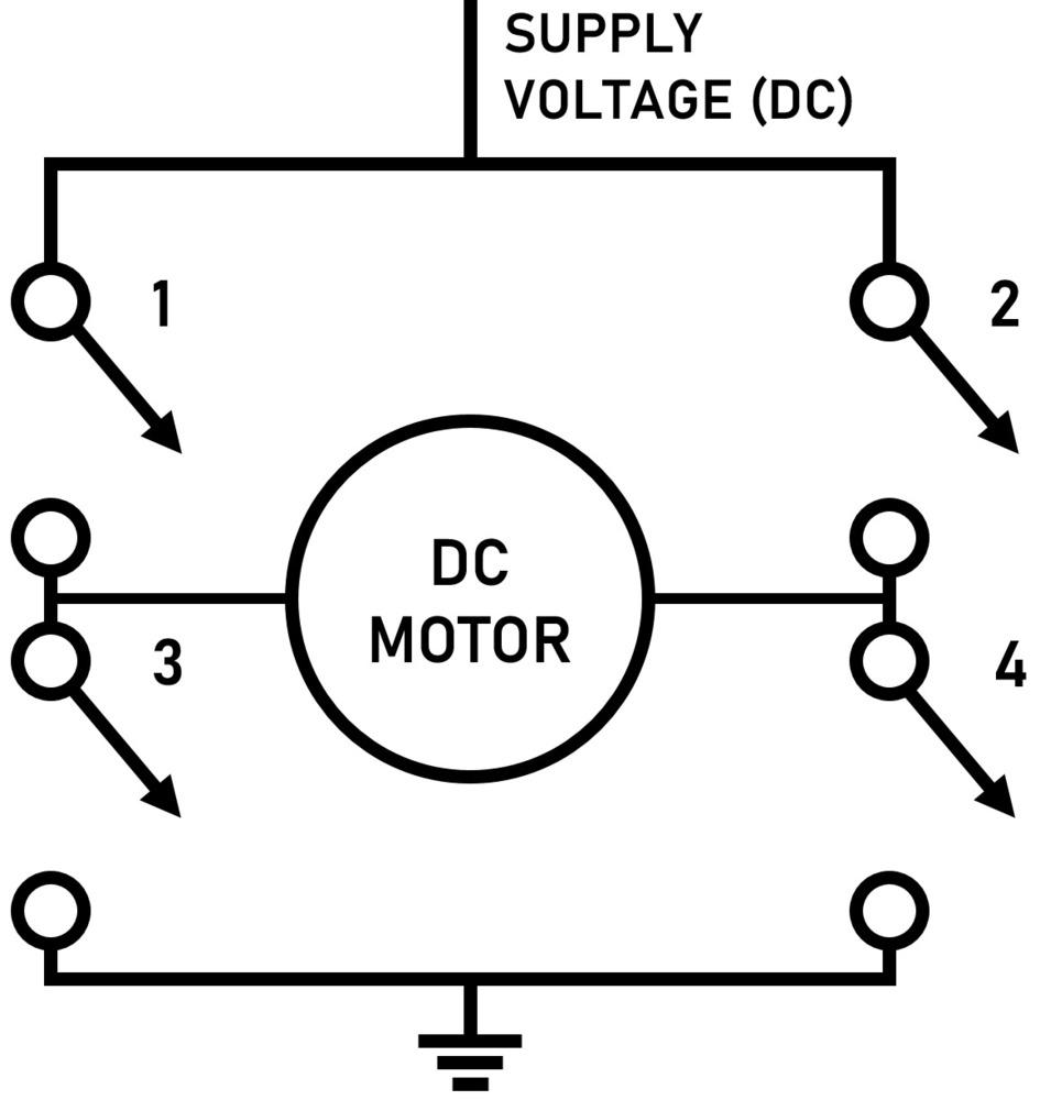 dc motor controller schematic diagram all about dc motor controllers what they are and how they work  all about dc motor controllers what
