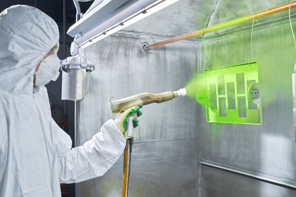 Understanding Powder Coating - Process, Components and Selection  Considerations