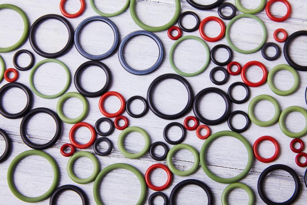 Metric Viton Rubber O-Ring Assortment Oring VItron