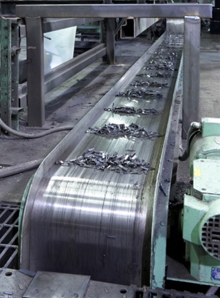 Types Of Magnets Thomasnet >> All About Magnetic Conveyors Types Design And Uses