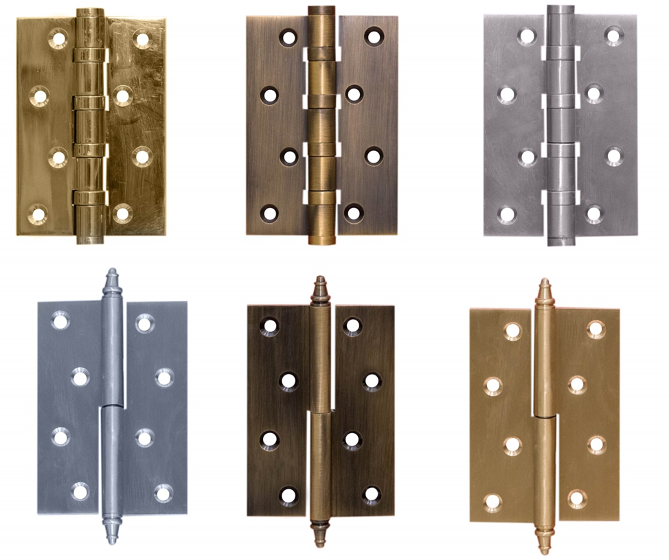 Types of Hinges and Hinge Materials - A Thomas Buying Guide