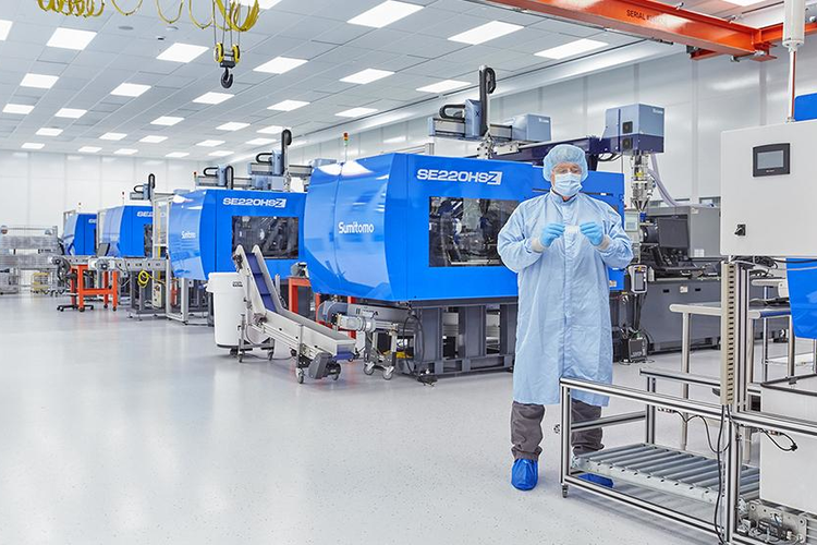 Healthcare Plastics Maker Expands to 159,000 Square Feet at New Jersey Facility