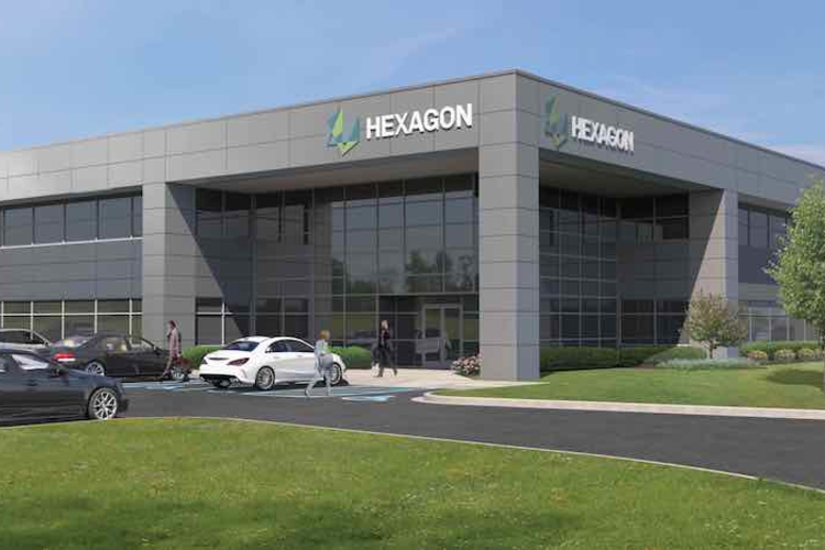 Hexagon Building $16 Million Detroit-Area Technology Hub