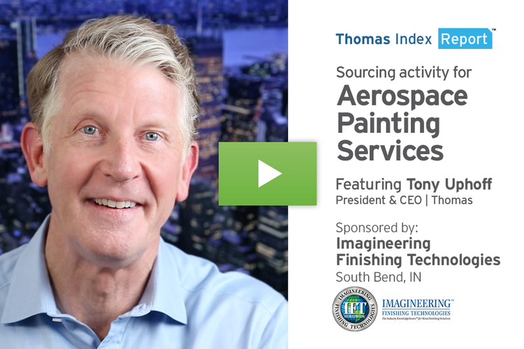 Aerospace Painting Demand Takes Off With Commercial Launches & Defense Spending