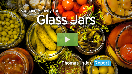 Amid COVID-19 Lockdowns, Pickling and Canning Hobbyists Feed Glass Jar Sourcing Spike