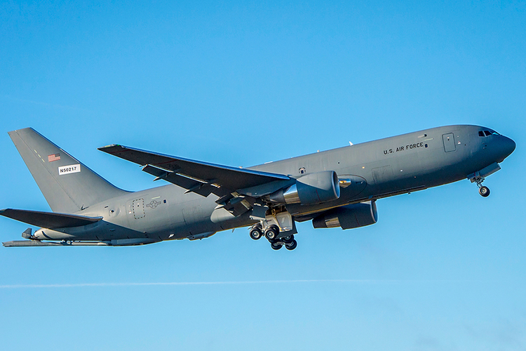 Tanker Aircraft Contract for Boeing Totals $2.9B