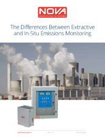 The Differences Between Extractive and In-Situ Emissions Monitoring