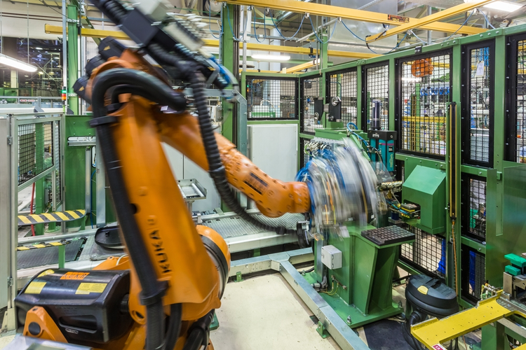 Startup Aims to Make Robots Safe Around Factory Workers