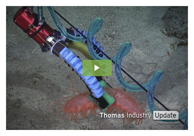 Squishy Materials and 3D Printing Improve Aquatic Robotics