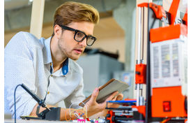 Additive Manufacturing Lab Opens New Doors