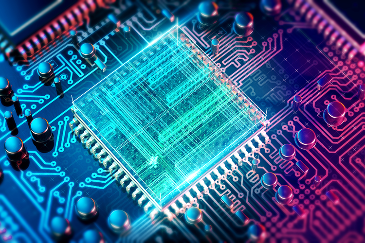 The World's First Microprocessor
