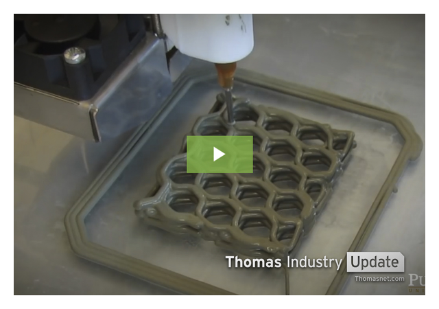 3D-Printed Paste Combats Natural Disasters