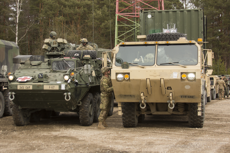 Allison Transmission to Develop Onboard Power for Missile-Launcher Vehicles