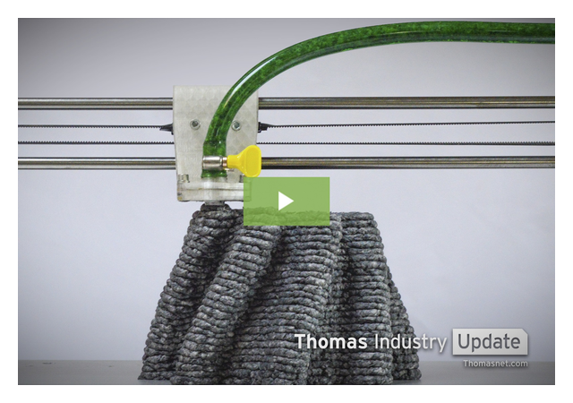 New 3D Printer Ditches Plastic for Reusable Material