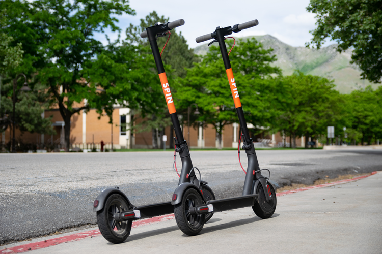 Ford Buys Electric Scooter Company Spin