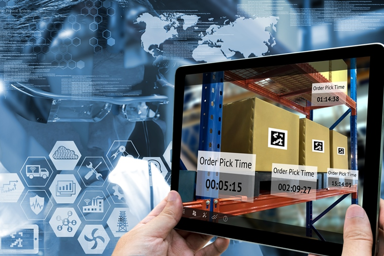 The Digitalization of the Supply Chain