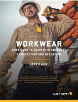 Workwear Goes Hand-In-Hand with Employee Satisfaction and Retention