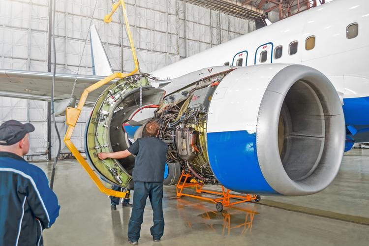 How Cranes Are Creating Efficiency in Aerospace