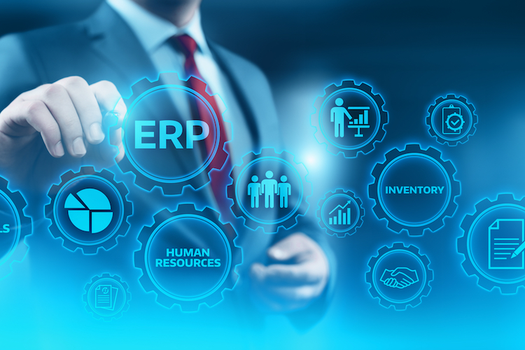 ERP in the Automation of the Supply Chain