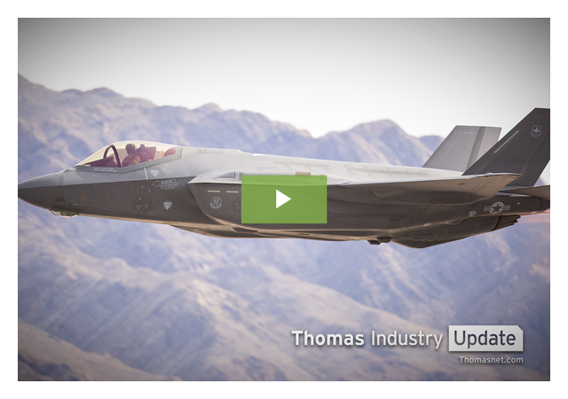 3D Printing Will Cut Millions from F-35 Program