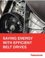 Saving Energy with Efficient Belt Drives