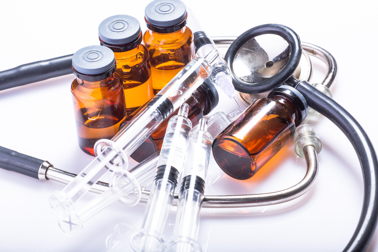 Medical vials and syringes