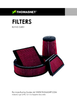 Filters Buying Guide