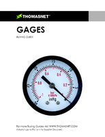 Gages Buying Guide