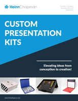 Custom Presentation Kits - Elevating ideas from conception to creation!
