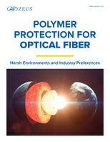 Polymer Protection For Optical Fiber