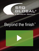 SRG Global Coatings Enhance Surface Durability, Efficiency, Design Flexibility