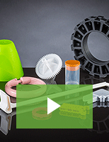 ISO-Certified Plastic Injection Molding from Rodon
