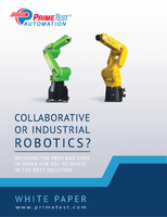 Collaborative or Industrial Robotics?