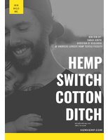 Hemp: An Eco-friendly Substitute for Cotton and Petroleum-based Synthetics