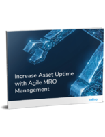 Increase Asset Uptime with Agile MRO