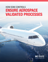 How EDM Controls Ensure Aerospace Validated Processes