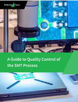 A Guide to Quality Control of the SMT Process