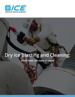 Dry Ice Blasting and Cleaning: Everything You Need to Know