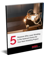 5 Reasons Why Laser Welding is the Optimal Choice For Your Next Welding Project