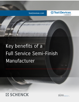 Key Benefits of a Full Service Semi-Finish Manufacturer