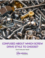 Confused About Which Screw Drive Style to Choose? Don't Lose Your Head!