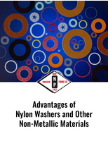 Advantages of Nylon Washers and Other Non-Metallic Materials