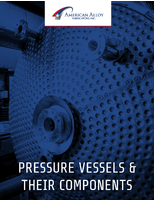 Pressure Vessels & Their Components