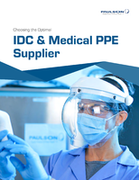 Choosing the Optimal IDC & Medical PPE Supplier