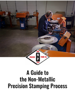 A Guide to the Non-Metallic Precision Stamping Process