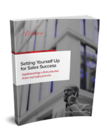 Setting Yourself Up for Sales Success