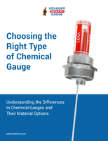 Choosing the Right Type of Chemical Gauge