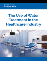 The Use of Water Treatment in the Healthcare Industry