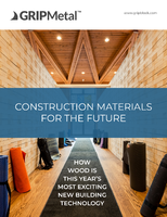 Construction Materials for the Future